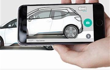 La start-up, lauréate du grand prix Mondial.Tech, génère des preuves visuelles par exemple pour gérer un parc auto…